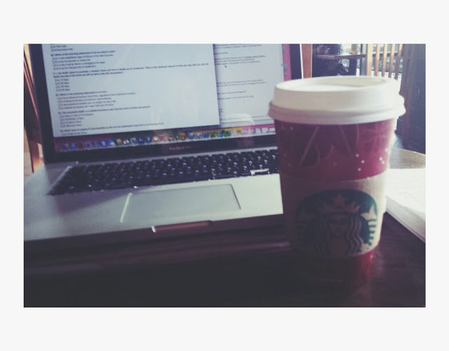Day (6). Starbucks