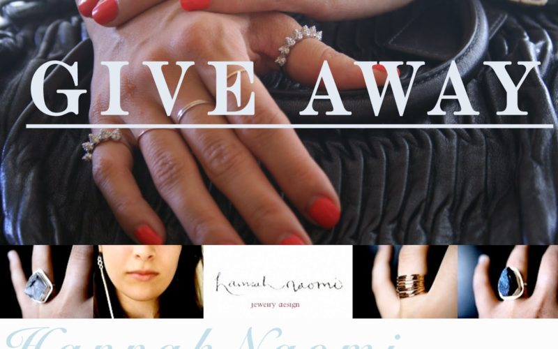 Day (290). Hannah Naomi Jewelry Give Away!